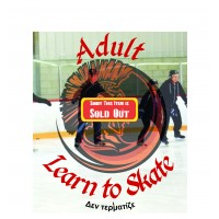 Adult Learn to Skate (19+) - Spring