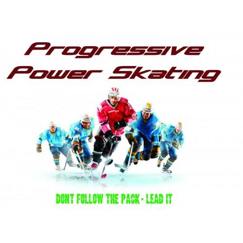 Progressive Power Skating